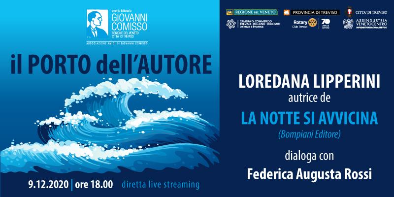 Il Porto dell'Autore: Loredana Lipperini in dialogo con Federica Augusta Rossi