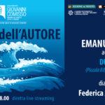 Il Porto dell'Autore: Emanuele Trevi in dialogo con Federica Augusta Rossi