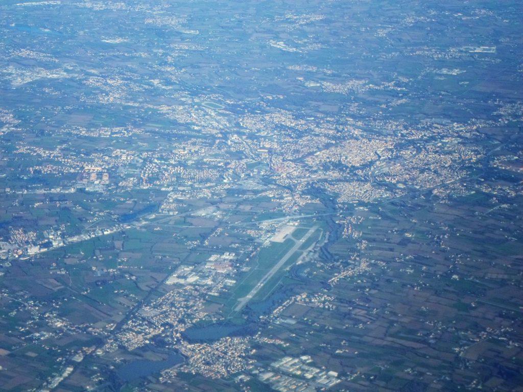 Vista aerea di Treviso (Wikipedia)