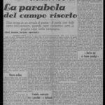 """""""La parabola del campo risorto"""" - Il viaggio in Sicilia di Giovanni Comisso"""