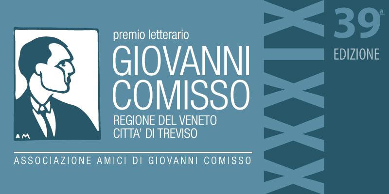Premio letterario Giovanni Comisso 2020