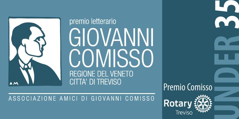 Premio letterario Giovanni Comisso Rotary Treviso - Under35 2020