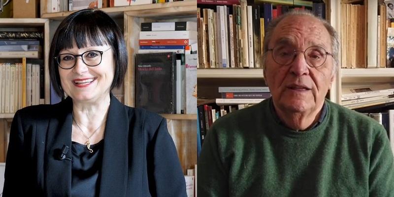 Premio Comisso 2020. Incontro con i finalisti: Benedetta Centovalli intervista Renzo Paris