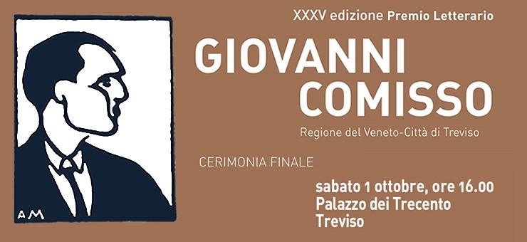 Cerimonia Finale del Premio Letterario Giovanni Comisso 2016 - XXXV edizione