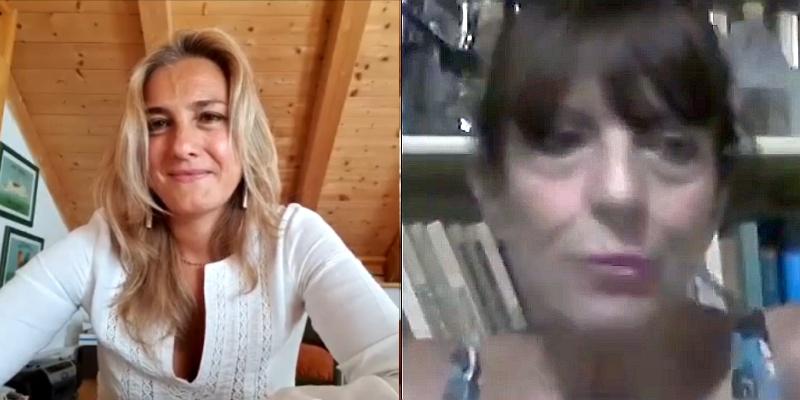 Cristina Battocletti intervista Romana Petri