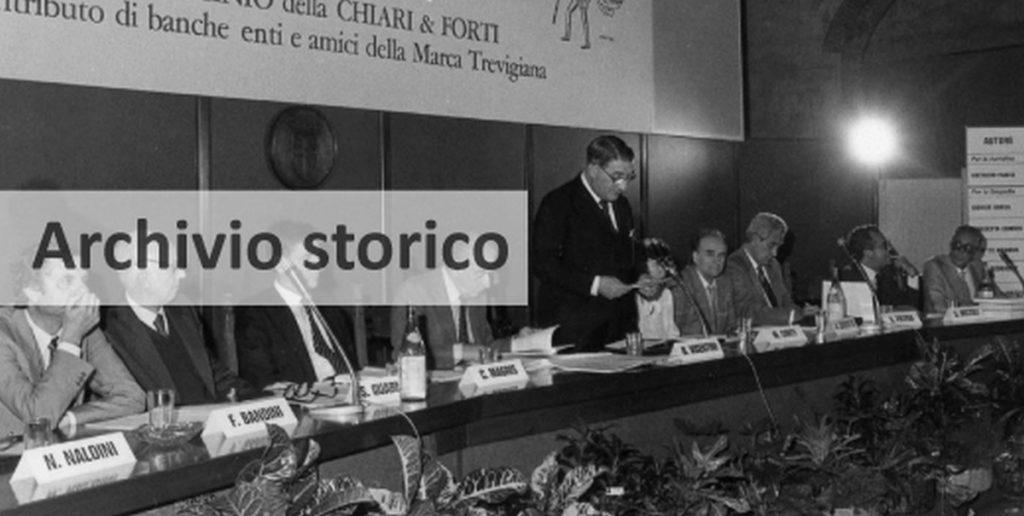Premio letterario Giovanni Comisso - Archivio storico