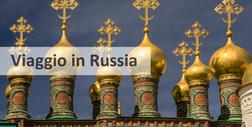 Impressioni di viaggio in Russia di Giovanni Comisso