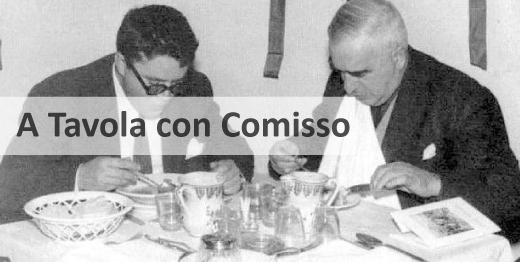 A tavola con Giovanni Comisso