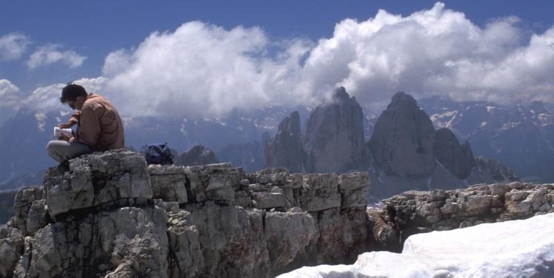 Giuseppe Mendicino - Pagine di roccia. Le Dolomiti di Giovanni Cenacchi