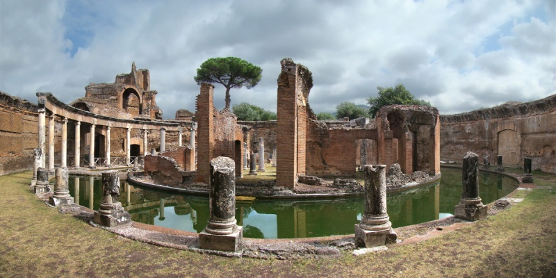 Il viaggio in Italia di Giovanni Comisso: le magnificenze di Villa Adriana e la malinconia di un Imperatore