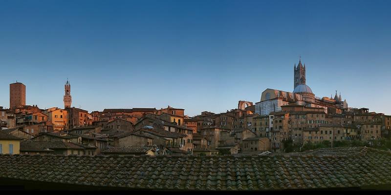 Il viaggio in Italia di Giovanni Comisso: Acque e pietre di Siena