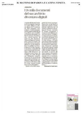 Giovanni Comisso - I 16 mila documenti del suo archivio diventano digitali