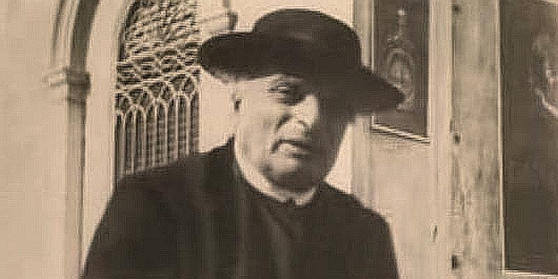 L'abate Luigi Bailo. Omaggio di Comisso al direttore del Museo e della Biblioteca trevigiana