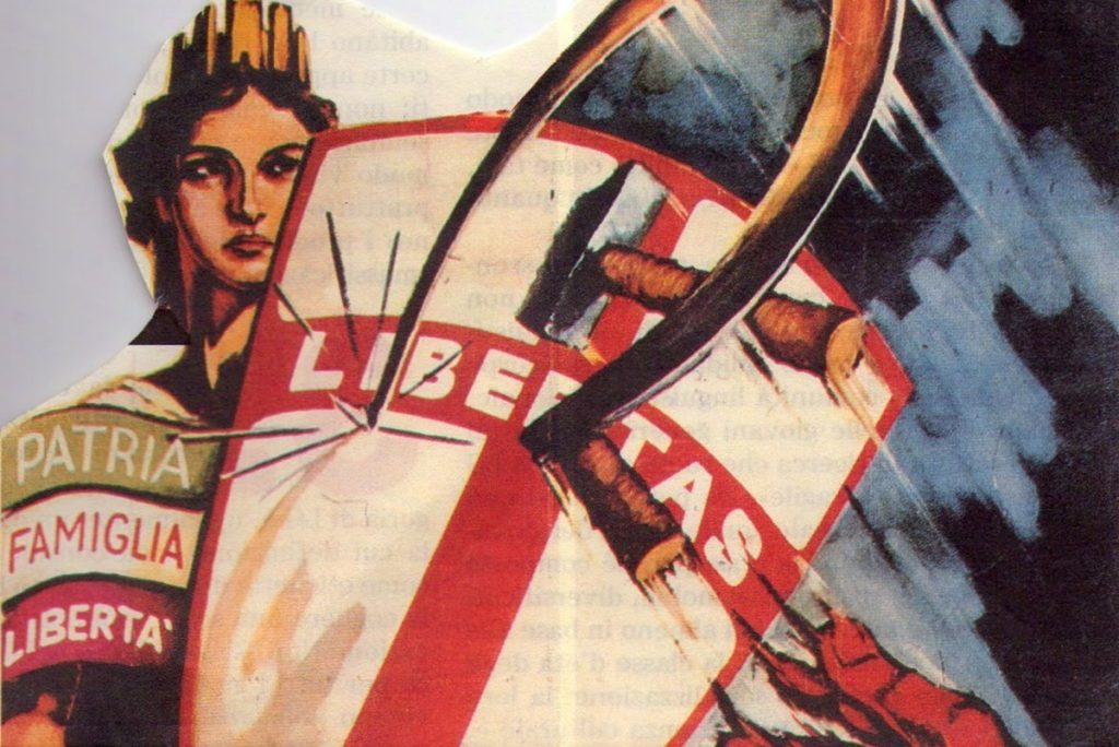 Manifesto elezioni 1948