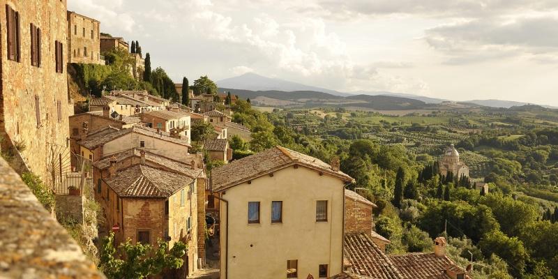 Il viaggio in Italia di Giovanni Comisso: da Chianciano a Montepulciano