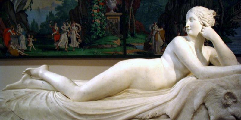 Giovanni Comisso - Le statue nude