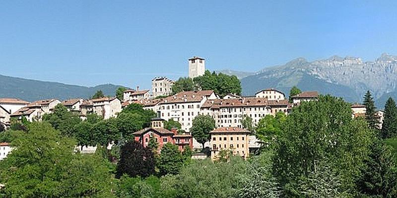 Feltre, una piccola città del Veneto