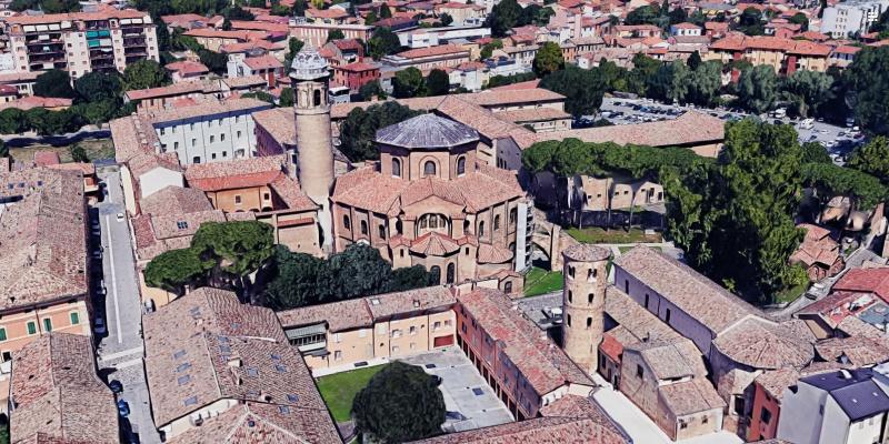 """Il viaggio in Italia di Giovanni Comisso: I mosaici della Ravenna bizantina """"forte nelle torri e leggera nelle vele"""