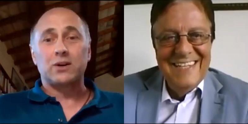 Premio Comisso 2020. Incontro con i finalisti: Rolando Damiani intervista Adrian N. Bravi