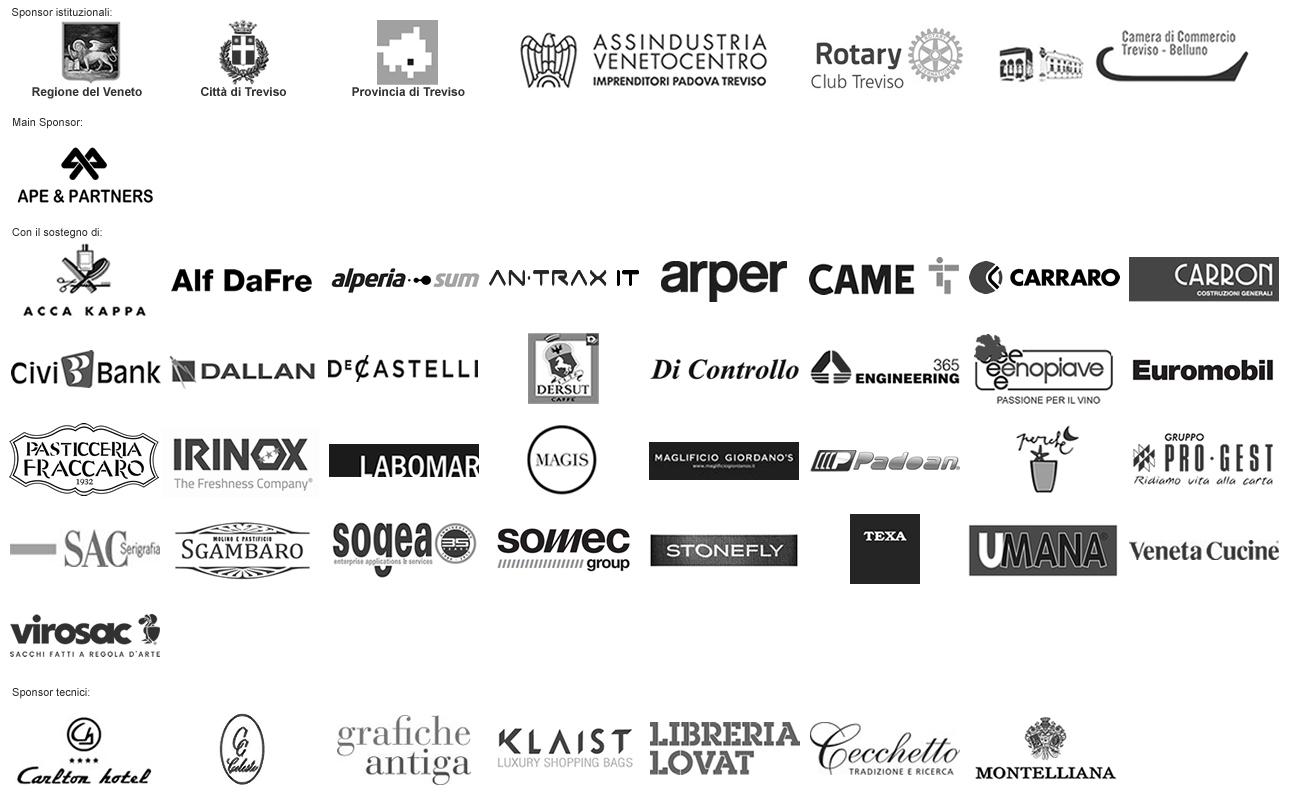Sponsor del Premio letterario Giovanni Comisso