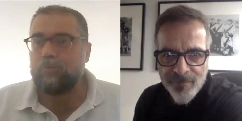 Premio Comisso 2020. Incontro con i finalisti: Stefano Salis intervista Marcello Fois