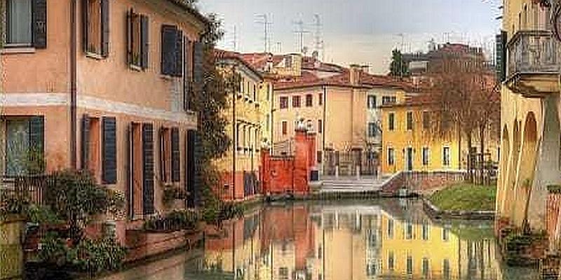 La Treviso meravigliosa di Alessandro Comin. Intervista di Federica Augusta Rossi