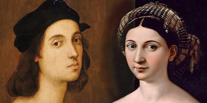 """""""Un amore di Raffaello"""" - Colloquio tra Chiara Casarin e Pierluigi Panza"""