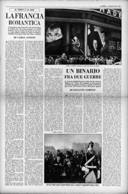 Giovanni Comisso - Un binario fra due guerre