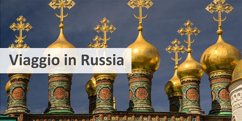 Impressioni di viaggio in Russia