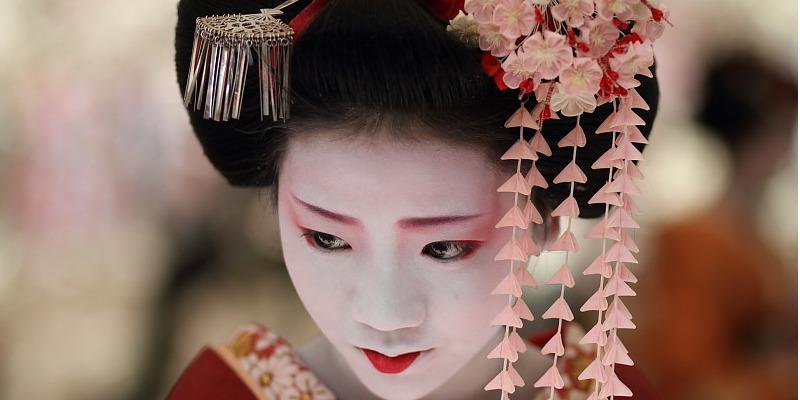 Donne belle di Kioto. Impressioni di viaggio in Oriente di Giovanni Comisso