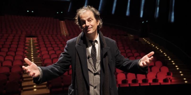 Giancarlo Marinelli per la Giornata Mondiale del Teatro