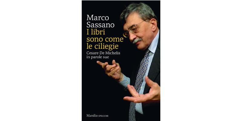 """"""" I libri sono come le ciliege"""" di Marco Sassano"""