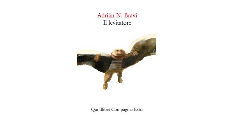 """""""Il levitatore"""" di Adrian N. Bravi"""