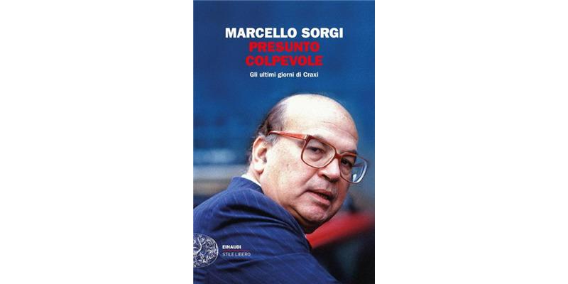 """""""Presunto colpevole"""" di Marcello Sorgi"""