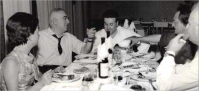 A tavola con Giovanni Comisso. Spettacolo in trattoria