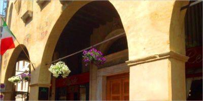 A tavola con Giovanni Comisso. Tre scalini segnano il tempo