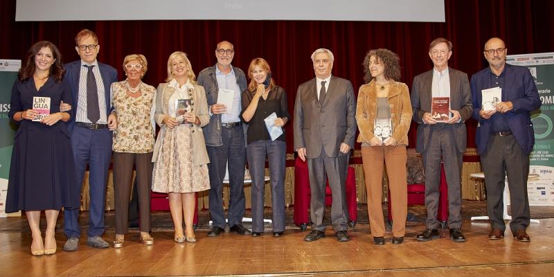 """XL Premio Comisso: i vincitori sono Marco Belpoliti (Narrativa italiana) con """"Pianura"""" (Einaudi) e Alessandra Necci (Biografia) con """"Al cuore dell'impero"""""""